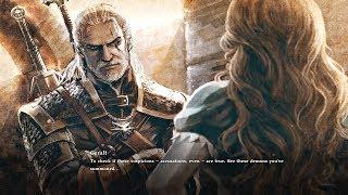 SOULCALIBUR 6 - Geralt Story Mode Walkthrough & Ending (PS4 Pro)