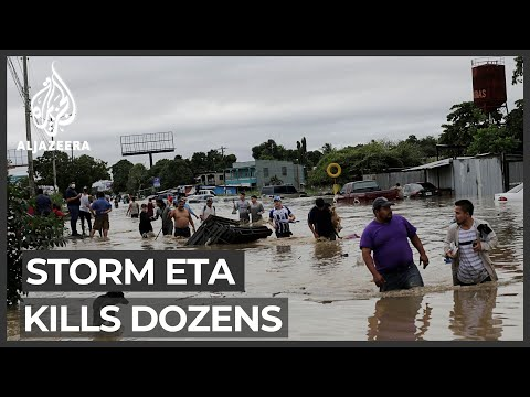 Climate Change A Major Factor for Central American Migrants Fleeing to US