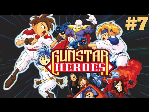 [Mega Drive/Genesis] Gunstar Heroes - The Final Assault #7