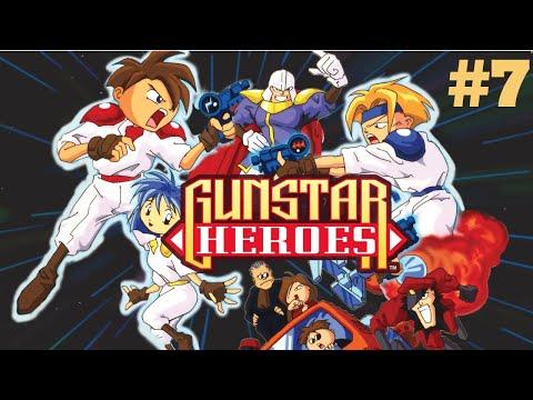 [Mega Drive/Genesis] Gunstar Heroes - The Final Assault #7