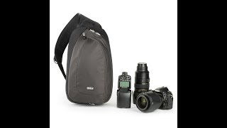 Think Tank Photo TurnStyle® 20 V2.0 Camera Bag Unboxing Review @thinktankphoto