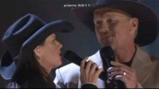 Terri Clark & Trace Adkins-After The Fire As Gone-