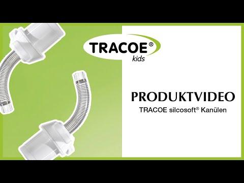 TRACOE Produktvideo silcosoft Kanülen