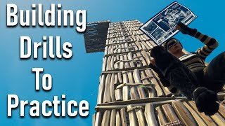 Fortnite Building Guide All Wall Shapes Staircases