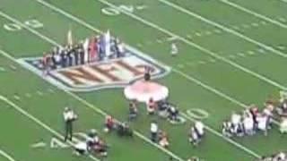 Super Bowl National Anthem - Jordin Sparks