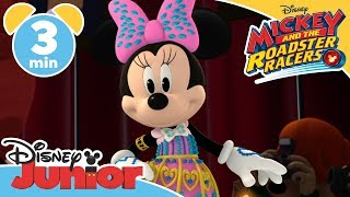 Mickey And The Roadster Racers | The Fashion Show - Magical Moment ✨| Disney Junior UK