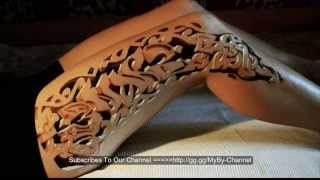 Most Amazing 3D Tattoos That Will Blow Your Mind
