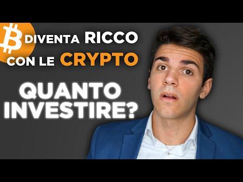 come trarre profitto scambiando bitcoin e litecoin quanto bitcoin è detenuto per investimento