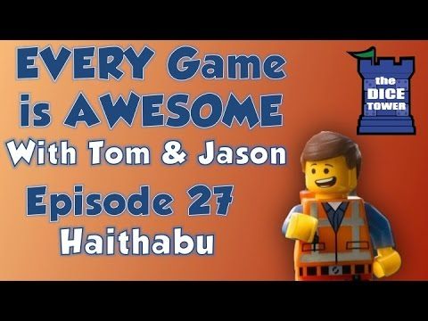 Every Game is Awesome 27: Haithabu