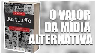 Jornal mutirão na luta contra a ditadura