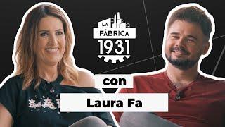 Gabriel Rufián entrevista a Laura Fa