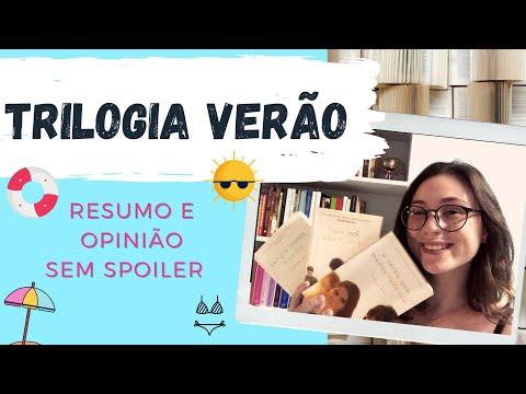 TRILOGIA VERÃO - JENNY HAN - Resumo e opinião sem spoilers
