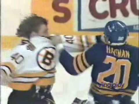Bruce Shoebottom vs. Mike Hartman