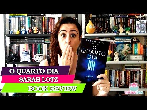 O Quarto Dia de Sarah Lotz (Book Review) || Thaisa Lima