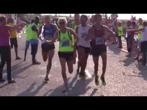 Avituallament km 4 cap de cursa