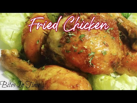 FRIED CHICKEN – HOW TO MAKE FRIED CHICKEN ON A STOVE – STORHANZ