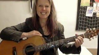 Lekce kytary - Vánoční Michal Tučný