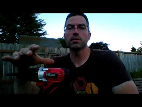 Another Hyper Tough 20 Volt Cordless Drill Review