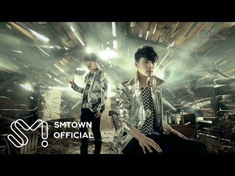EXO-K - What Is Love (Kor. Version)