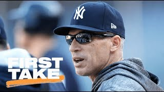First Take reacts to Joe Girardi not returning as Yankees manager in 2018 | First Take | ESPN