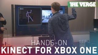 Dimostrazione Kinect 2