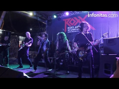 30th Anniversary Roxx Band