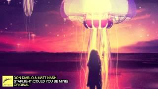 "Video thumbnail of ""Don Diablo & Matt Nash - Starlight (Could You Be Mine) (Original)"""