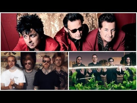 Green Day Father Of All, Weezer The End Of The Game & Fall Out Boy Dear Future Self Track Reviews