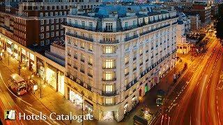 London Marriott Hotel Park Lane Hotel Tour - 5 Star Luxury Boutique Hotel in Park Lane, Mayfair