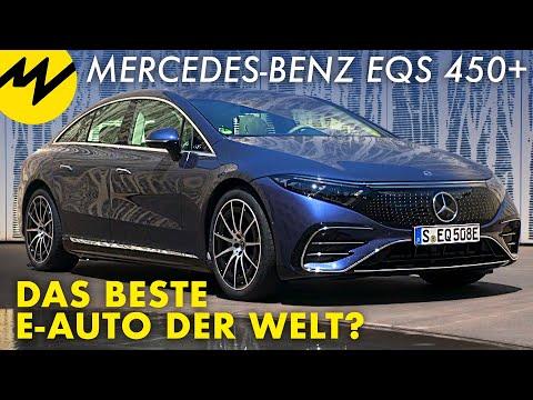 Ist der Mercedes-EQ EQS das beste Elektroauto der Welt? I Motorvision Deutschland