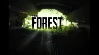 The Forest part 4 he broke are house!!