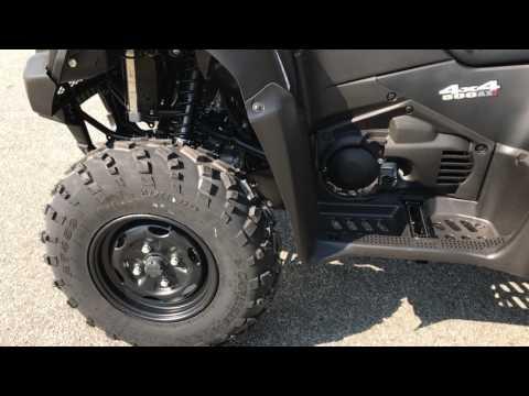 2017 Suzuki KingQuad 500AXi Power Steering Special Edition in Greenville, North Carolina