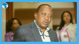 Uhuru hints at retiring after his term ends in 2022