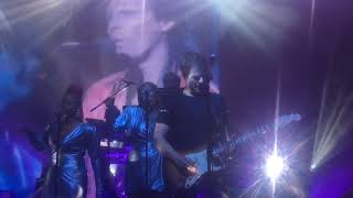 Duran Duran - Seventh Stranger (night 2) Dom Brown Cam tribute to Andy Taylor