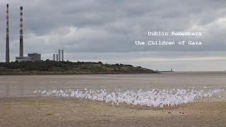 Timelapse - Dublin Remembers the Children of Gaza