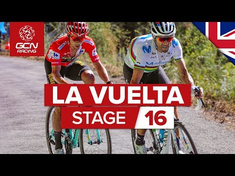 Video | Samenvatting etappe 16 Vuelta a Espana 2019