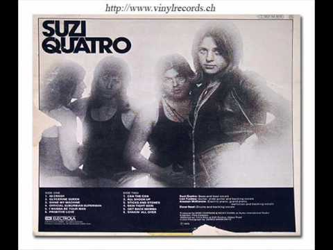 Suzi Quatro - All Shook Up
