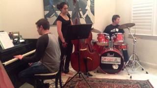 All The Things You Are  by Charlie Parker - Ryan Clark on drums