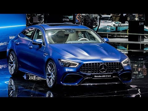 10 New Most Popular Cars Debut At The Geneva Motor Show 2018