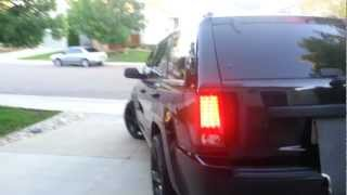 "Exterior - Jeep Grand Cherokee - SRT8 20"" Powdercoated Wheels"