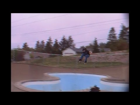 Brookings, Oregon Skatepark Montage - Brandon Hanson.