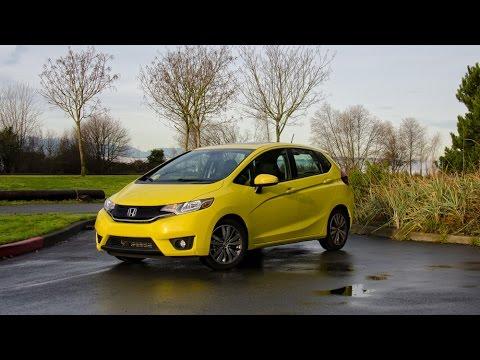 2015 Honda Fit EX-L Car Review