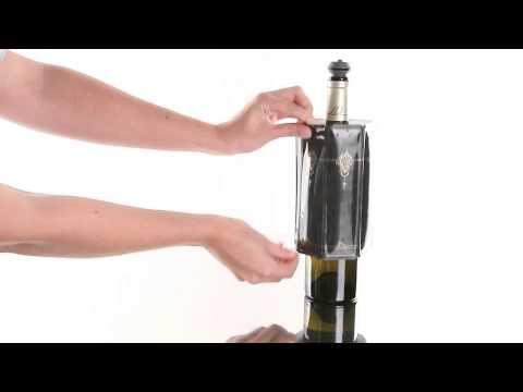 Enfriador de botellas de vino