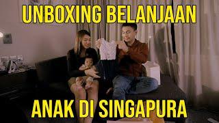 Video UNBOXING BELANJAAN ANAK DI SINGAPURA 😅 MP3, 3GP, MP4, WEBM, AVI, FLV September 2019