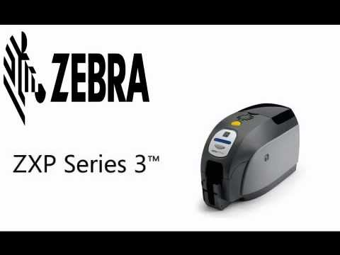 Impresora de Tarjetas PVC Zebra ZXP3