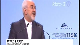 Iranian Foreign Minister Laughs At Netanyahu