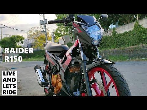 "Suzuki Raider R150 ""Satria"" Review Philippines | Undisputed Urban Icon"
