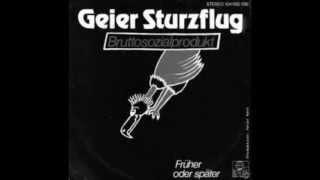 Geier Sturzflug-Bruttosozialprodukt