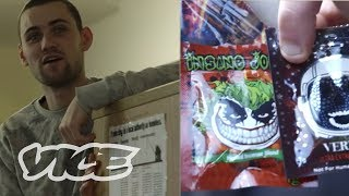 Britains Synthetic Marijuana Addicts
