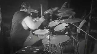 SPLATTERED - live at Bangcock Deathfest 2016 (Drum cam)